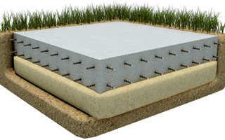 Какой вариант фундамента станет оптимальным для дома из пеноблоков?