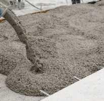 Расчеты для растворов бетона различной марки