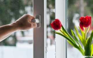 Как ухаживать за фурнитурой пластиковых окон