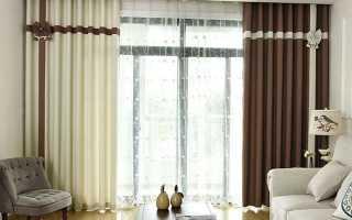 Как правильно выбрать шторы для зала?