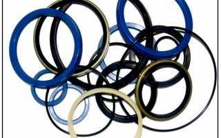 Кольца как разновидность уплотнительных изделий