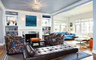 Покраска потолочной плитки – этапы подготовки выбор краски отделка