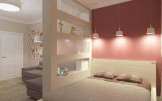 Как осветить комнату без окон