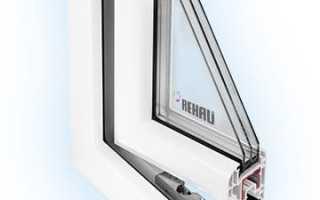 Как определить профиль пластикового окна