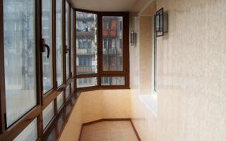 Как утеплить балкон минеральной ватой своими руками