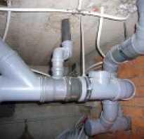 Как бороться с засором прочистка канализационной трубы