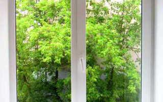 Свистят окна ПВХ