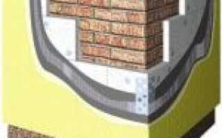 Инструкция по утеплению стен изнутри пенопластом