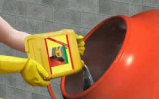 Зачем нужны добавки для бетонов?