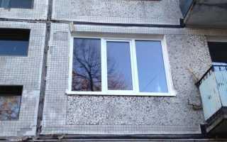 Размер окон в панельной девятиэтажке