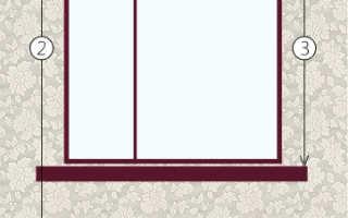 Декорируем окна как выбрать ширину штор