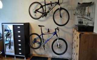 Можно ли хранить велосипед на балконе зимой