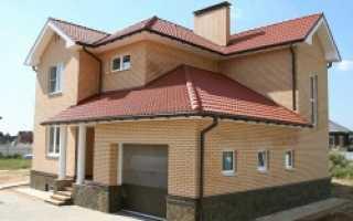 Какой фундамент выбрать для одноэтажного кирпичного дома