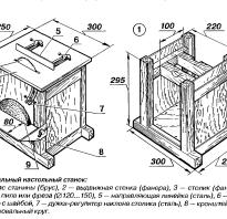Как сделать надежный циркулярный стол своими руками?
