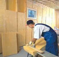 Описание материалов для утепления стен изнутри