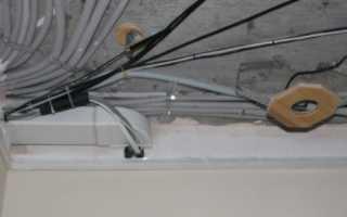 Выбор потолочных софит – монтаж своими руками