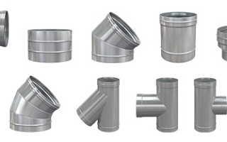 Использование и характеристика дымовых труб из нержавеющей стали