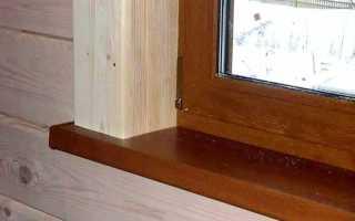Как правильно отделать откосы на окнах