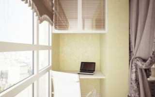 Объединение лоджии с комнатой дизайн
