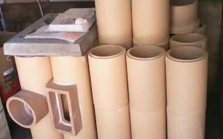 Особенности применения и монтажа трубопровода из керамики