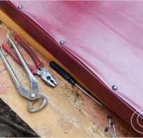 Как правильно обшить дверь дермантином