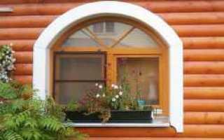 Пластиковые окна строим дачу