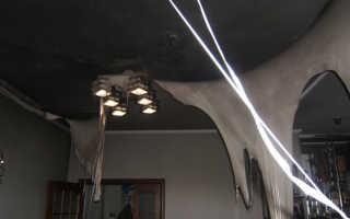 Меры безопасности при подключении потолочных светильников