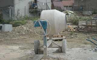 Технология изготовления бетона своими руками