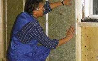 Как правильно утеплить панельный дом
