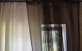 Как скомбинировать шторы для комнаты своими руками
