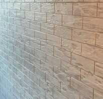 Как декорировать стену под кирпич своими руками?