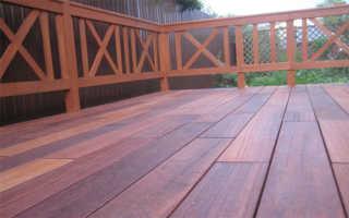 Чем покрасить деревянный пол на балконе