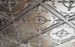 Выбор потолочной плитки ПВХ – процесс наклеивания