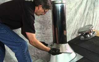 Техническое обслуживание кирпичных дымовых труб