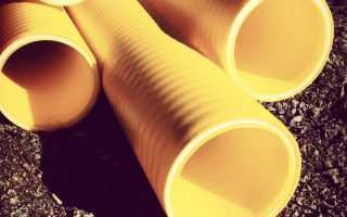 Монтаж канализации из пластиковых труб в квартире