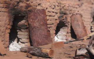 Изготовление кирпича из глины своими руками