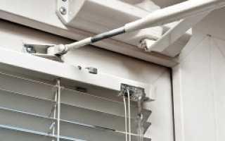 Как установить доводчик на пластиковую дверь
