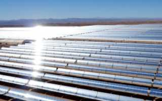 Что такое солнечная энергетика?