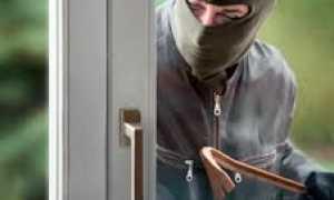 Как защитить пластиковые окна от вскрытия