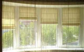 Как шить шторы на балкон своими руками?
