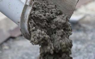 Как самостоятельно сделать раствор из цемента?