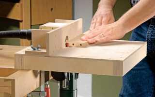 Как сделать стол для фрезера своими руками