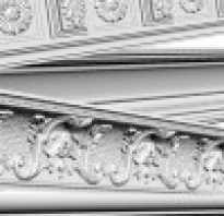 Как выбрать потолочный плинтус – способы установки