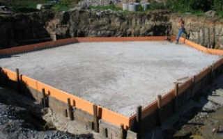 Правильный выбор фундамента для кирпичного дома