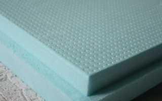 Как произвести утепление балкона пенопластом?
