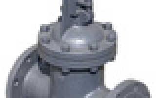 Особености стальных клиновых задвижек