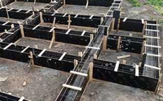 Строительство свайного фундамента на глине для деревянного дома