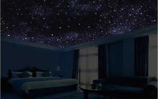 "Невероятно красивое ""Звездное небо"