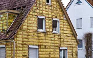 Варианты утепления брусового дома пенополистиролом снаружи