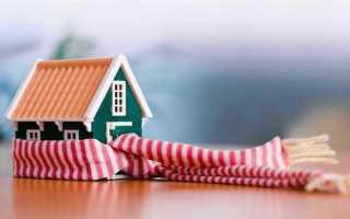 Как правильно утеплить дом пенопластом?